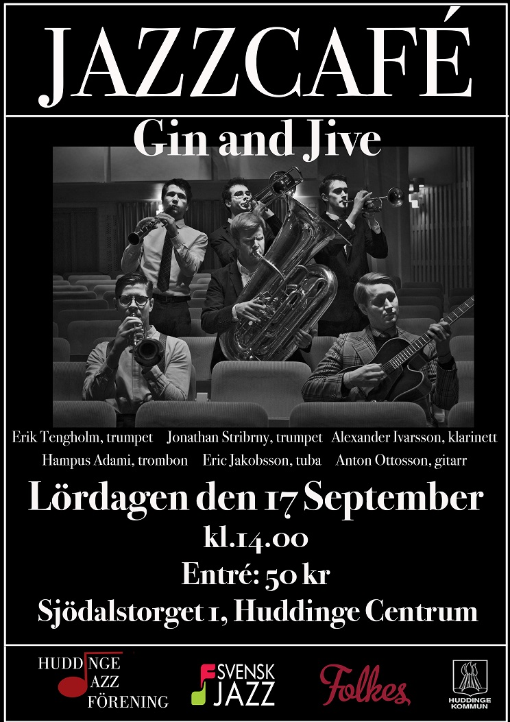 2016 09 17 Gin and Jive